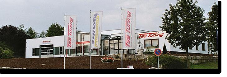 TSS Tuning - Firmengebäude